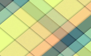 Picture line, texture, squares, wallpaper, color, material