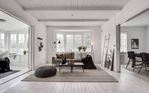 Picture design, style, interior, living room, living space