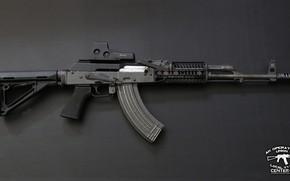 Picture weapons, machine, weapon, custom, Kalashnikov, Custom, AKM, AKM, assault Rifle