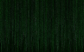 Picture Green, The Matrix, Hacking