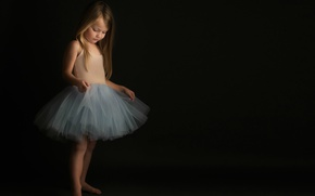Picture girl, ballerina, Meg Bitton
