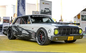Picture Ford, Falcon, Forgeline