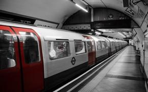 Picture metro, England, train, London, Britain, UK, subway, London, England, Underground, Transport for London, London underground, …