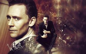 Picture male, actor, Tom Hiddleston, Tom Hiddleston