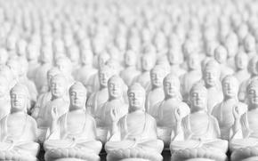 Wallpaper statues, buddism, buddah, chuang yen monastery