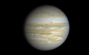 Picture planet, Jupiter, Solar System