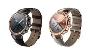 Picture Asus, smartwatch, Asus ZenWatch 3