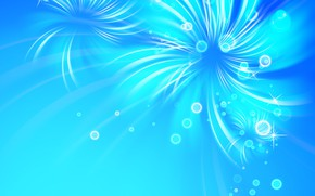 Picture abstraction, background, Abstract, design, blue, Line