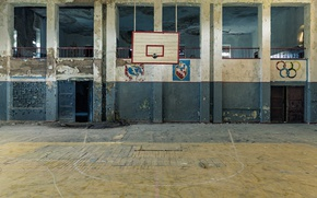 Picture sport, hall, CSKA