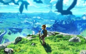 Picture Art, Nintendo, The Legend of Zelda, Switch, The Legend of Zelda: Breath of the Wild, …