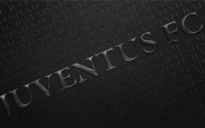 Picture logo, dark grey background, juventus_fc__by_fernan