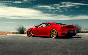 Picture car, ferrari, f430