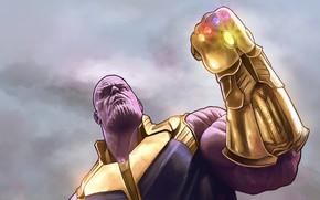 Picture Figure, Marvel, Villain, Comics, Marvel, Comics, Thanos, Thanos, Supervillain, Villain, Supervillain, The Gauntlet Of Infinity, …