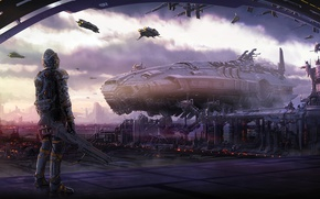 Picture Art, Sci-Fi, Science fiction