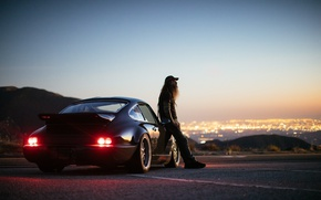 Picture porsche, 964, exclusive, men