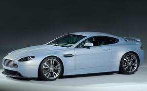 Picture Aston Martin, coupe, vantage, V12