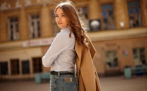 Picture look, face, street, cutie, Liza