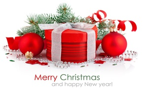 Picture wallpaper, holidays, Happy New Year, Merry Christmas