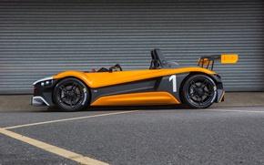 Picture supercar, orange, Vuhl, sport cars, VŪHL, VŪHL 05rr, Vuhl 05rr