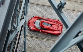 Picture Koenigsegg, supercar, red, hypercar, Regera