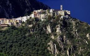 Picture landscape, mountains, France, home, Var