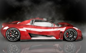 Picture Concept, background, Car, side view, R-Spec, High-Tech, Vultran Spectra