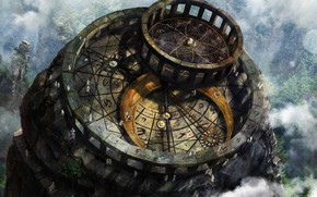 Picture art, illustrator, Sundial of the Infinite_Magic the Gathering, Vincent Proce