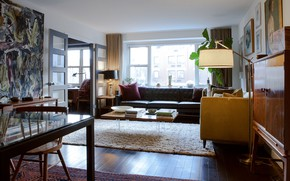 Picture furniture, interior, Homes in Brooklyn, apartment view Suite /