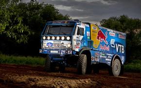 Wallpaper Nature, Sport, Speed, Truck, Race, Master, Beauty, Russia, Beast, Kamaz, Rally, Dakar, Dakar, Rally, KAMAZ, ...