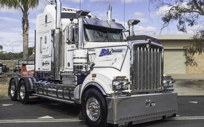 Picture Kenworth, Freighters, T904, J&J