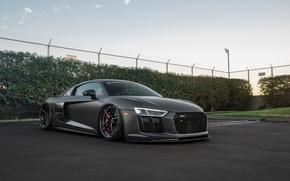 Picture Audi, v10, Build, 2016, Boden