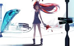 Picture art, index, girl, Shinkyoku Soukai Polyphonica