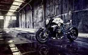 Wallpaper Concept, BMW, Roadster, BMW, motorcycle