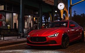 Picture Maserati, GTA, Grand Theft Auto V