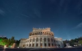 Picture style, opera, amazing, armenia, hayastan, Opera and ballet hall