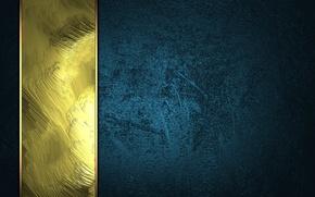 Picture dark, golden, texture, blue, background, luxury