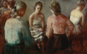 Picture people, picture, Grigory Gluck Man, Gregory Gluckman, Meeting
