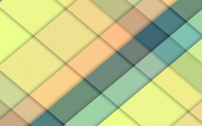 Picture line, texture, squares, geometry, color, material