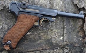 Picture macro, Gun, 1920, Luger