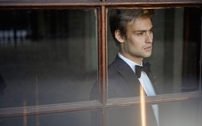 Picture Douglas Booth, at the photo shoot, The Journal, Douglas Booth