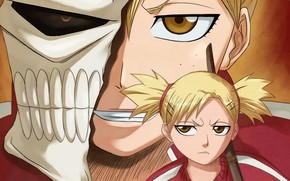 Picture game, Bleach, anime, asian, manga, japanese, oriental, asiatic, powerful, strong, sugoi