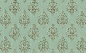 Wallpaper background, ornament, paper, texture, pattern, vintage, pattern