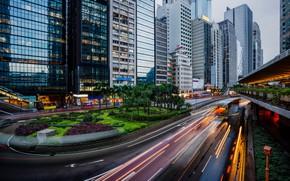 Wallpaper China, China, Hong Kong, Hong Kong, the city