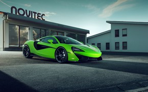 Picture McLaren, 570GT, Novitec, McLaren, supercar