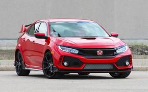 Picture Honda, Civic, Type, 2017