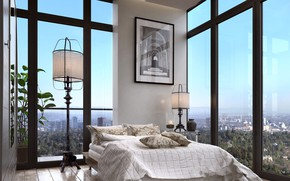 Picture furniture, interior, picture, the room, WHITE HOLDINGS PROJECT