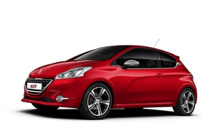 Picture Peugeot, GTI, 208