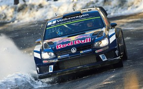 Picture Auto, Volkswagen, Machine, Speed, Lights, WRC, Rally, Rally, Polo, Ancestor