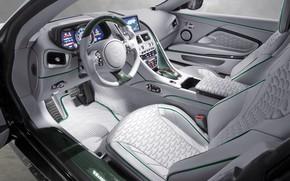 Picture Aston Martin, salon, 2018, Mansory, Cyrus, DB11