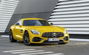 Picture Mercedes, supercar, Mercedes, AMG, C190, GT-Class